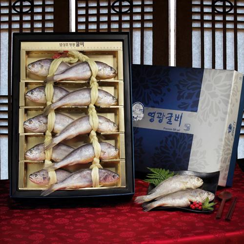 영광법성포 名家 오가굴비 2호세트(10미/1.1kg내외/19~21cm내외)