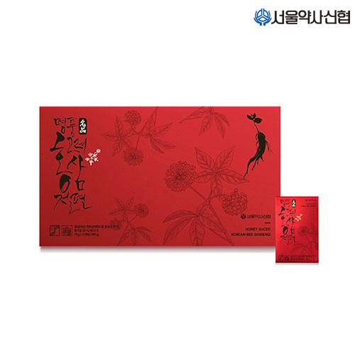 [서울약사신협] 명품 고려 홍삼절편세트 [15g×12입]