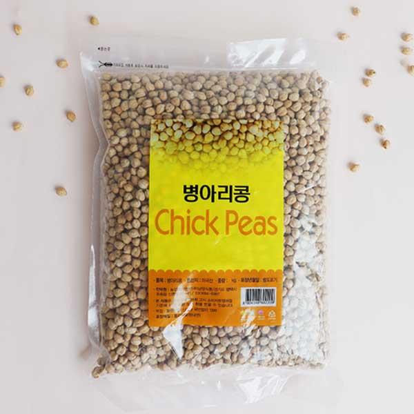[햇사래] 풍부한 영양소 가득한 병아리콩 2kg / 4kg 이미지