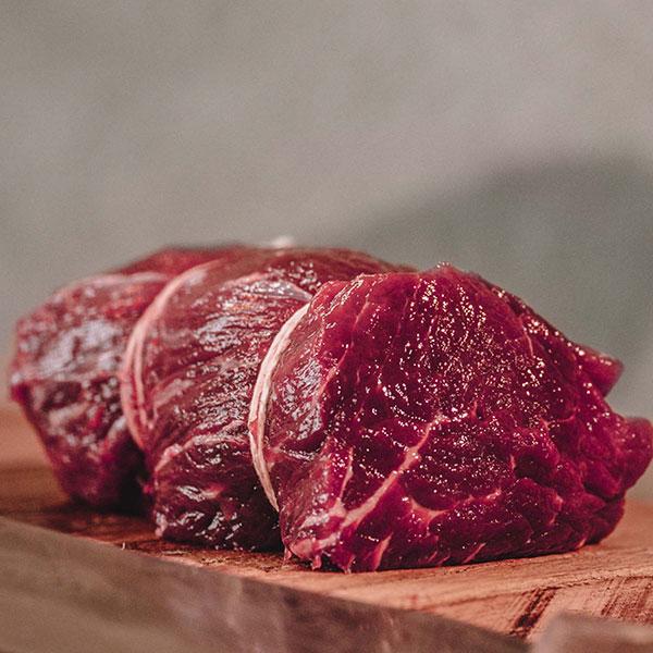 [고기아찌] USDA 프라임 솔트에이징 소고기 안심 450g (150g×3팩) 이미지