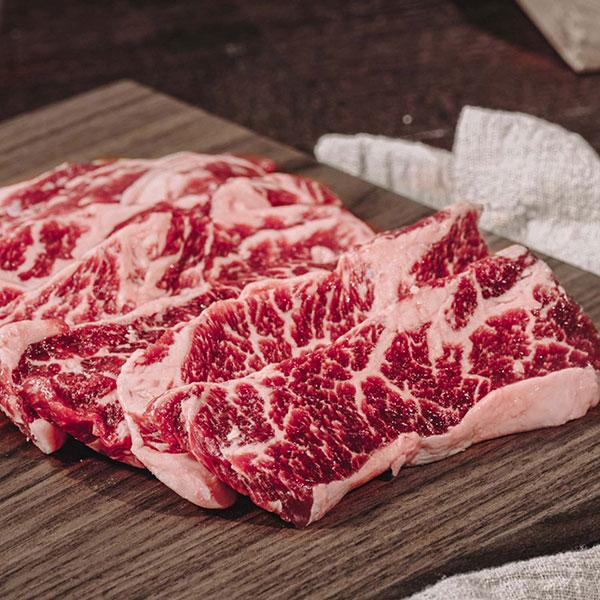 [고기아찌] USDA 프라임 솔트에이징 소고기 꽃갈비살 450g (150g×3팩) 이미지