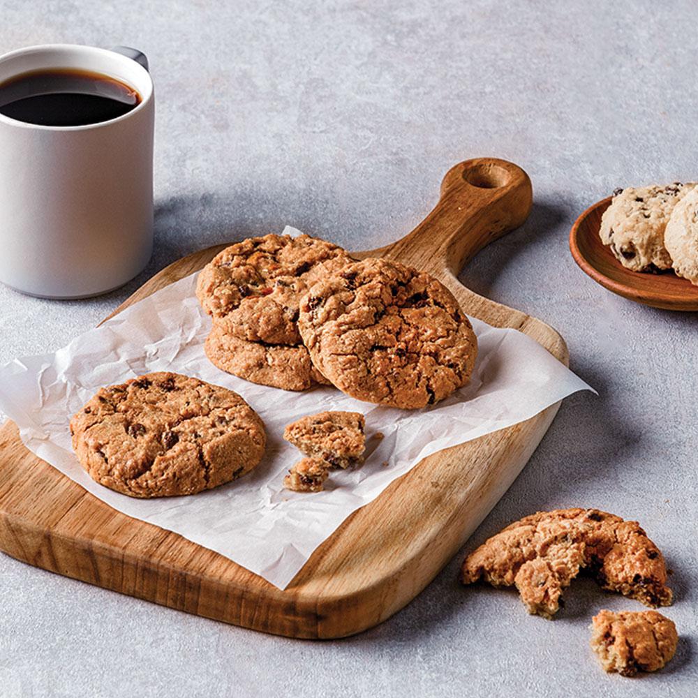 [루빵] 겉바속촉! 초콜릿칩 쿠키도우 420g [10입]×2봉 / 3봉 이미지