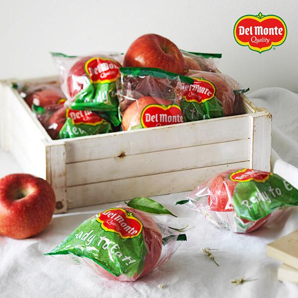 [DelMonte] 껍질째먹는 델몬트 세척사과 2.5kg/9~10과 이미지