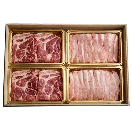 [설이왔소][행복한목장] 무항생제 순빛살 돼지 선물세트 3호(fresh) 이미지
